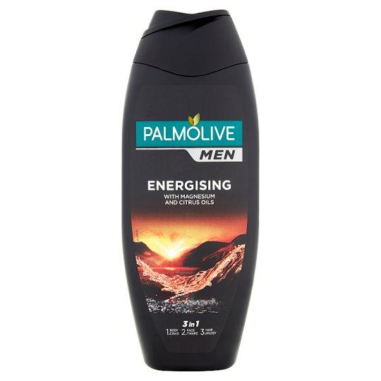 Palmolive Men Energising 3w1 Żel pod prysznic 500 ml