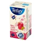 Tetley Malina & Granat Herbatka ziołowo-owocowa 35 g (20 torebek)