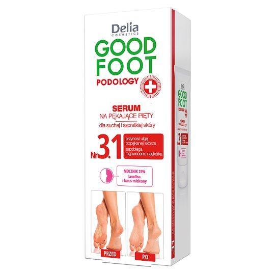 Delia Cosmetics Good Foot Podology Serum na pękające pięty 60 ml