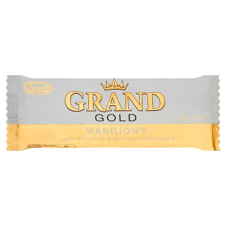 Koral Grand Gold Vanilla Ice Cream 120 ml