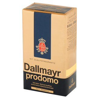 Dallmayr Prodomo Ground Coffee 250 g