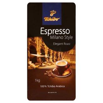 Tchibo Espresso Milano Style Elegant Roast Roasted Whole Coffee Beans 1 kg