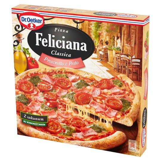 Dr. Oetker Feliciana Classica Prosciutto e Pesto Pizza 360 g