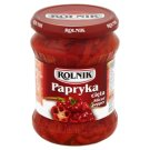 Rolnik Sliced Pepper 455 g