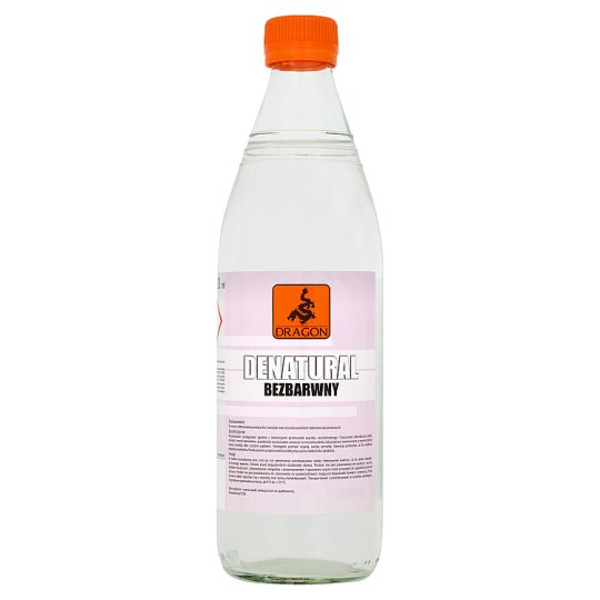 Dragon Denatural bezbarwny 500 ml