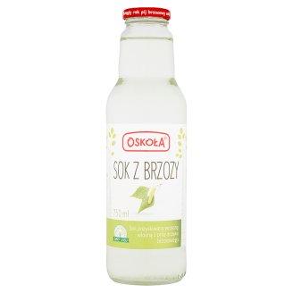 Oskoła Birch Juice 750 ml