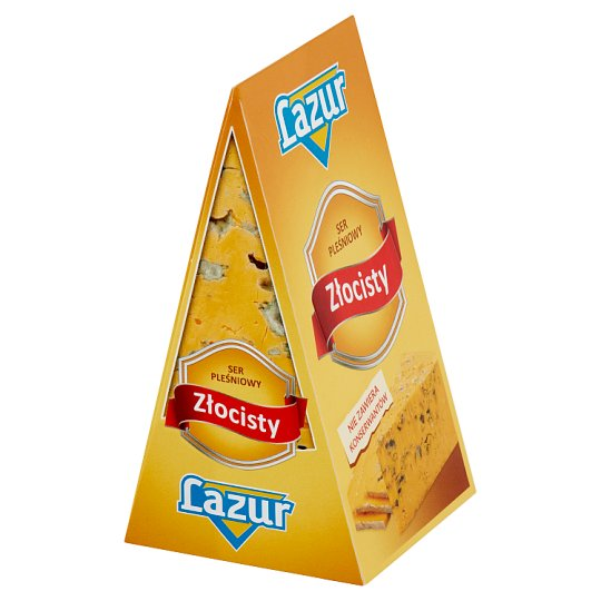 Lazur Gold Mould Cheese 100 g