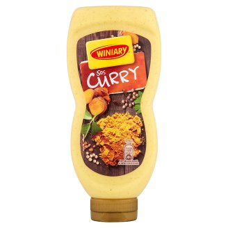 Winiary Curry Sauce 350 ml