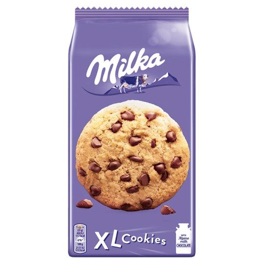 Milka XL Cookie Choco Cookies with Big Milka Chocolate Chunks 184 g