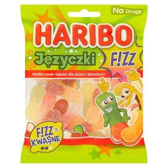 Haribo Języczki Żelki o smaku owocowym 100 g