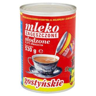 SM Gostyń Gostyń Sweetened Condensed Milk 8.0% 530 g