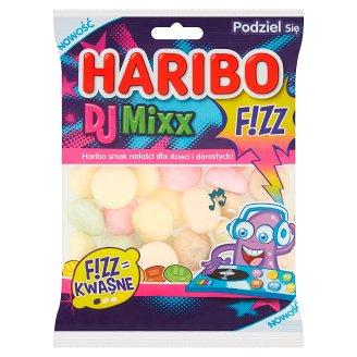 Haribo Fizz DJ Mixx Żelki owocowe 175 g