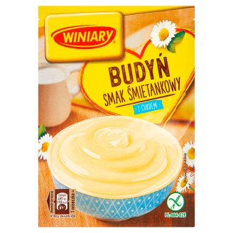 Winiary Cream Flavour Pudding with Sugar 60 g