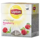 Lipton Raspberry White Tea 30 g (20 Tea Bags)