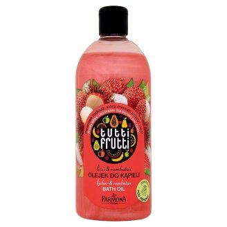 Farmona Tutti Frutti Liczi & rambutan Olejek do kąpieli 500 ml
