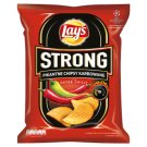 Lay's Strong Chipsy grubo krojone ostre chili 285 g
