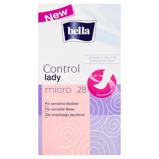Bella Control Lady Micro Control Pads 28 Pieces