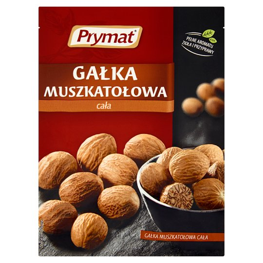 Prymat Whole Nutmeg 2 Pieces