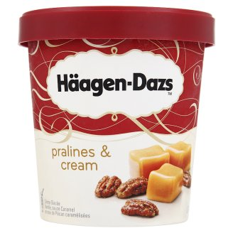 Häagen-Dazs Pralines & Cream Ice Cream 500 ml