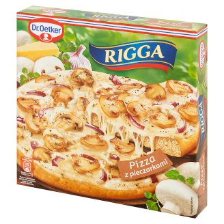 Dr. Oetker Rigga Pizza with Champignon 260 g