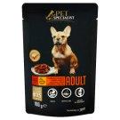 Tesco Pet Specialist Premium Karma dla dorosłych psów kawałki z wołowiną i kurczakiem w sosie 100 g