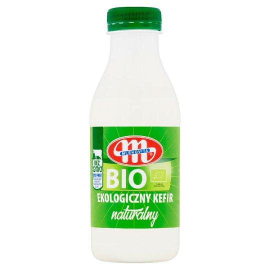 Mlekovita BIO Ecological Natural Sourish Yoghurt 375 g