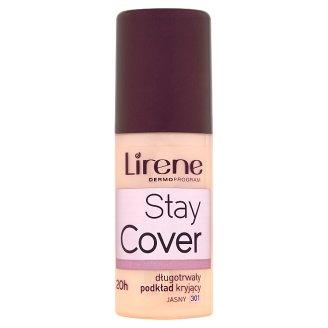 Lirene Stay Cover Długotrwały podkład kryjący 301 jasny 30 ml