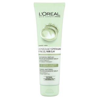 L'Oreal Paris Skin Expert Żel oczyszczający czysta glinka 150 ml