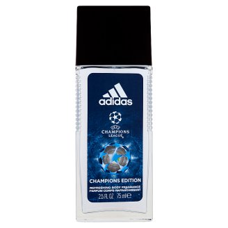 Adidas UEFA Champions League Champions Edition Refreshing Body Fragrance 75 ml