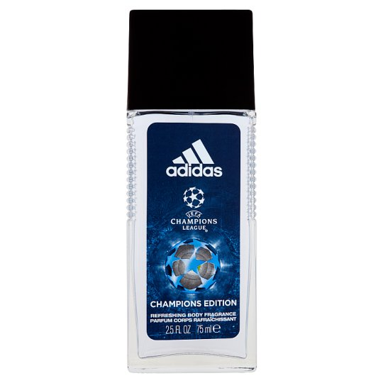 Adidas UEFA Champions League Champions Edition Refreshing Body Fragrance 75 ml