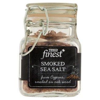 Tesco Finest Wędzona sól morska w płatkach 50 g