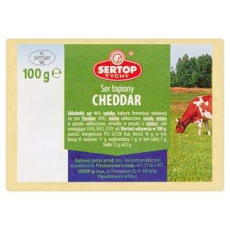 Sertop Tychy Cheddar Creamy Spread Cheese 100 g