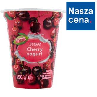 Tesco Cherry Yogurt 150 g