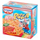 Dr. Oetker Mini Pizza Cheese + Ham 270 g (3 Pieces)