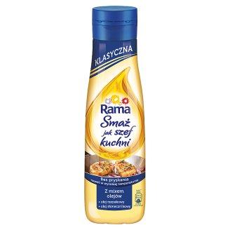 Rama Smaż jak szef kuchni klasyczna Z mixem olejów 500 ml