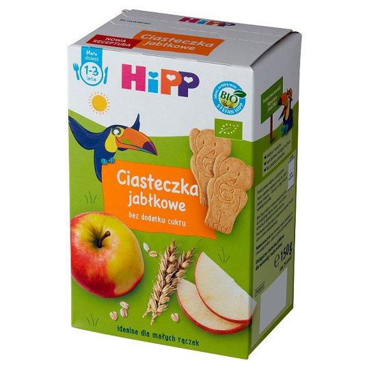 HiPP BIO Ciasteczka jabłkowe po 10. miesiącu 150 g