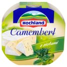 Hochland Camembert with Herbs Cheese 120 g