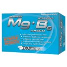 Magnesium + Vitamin B6 Dietary Supplement 60 Tablets