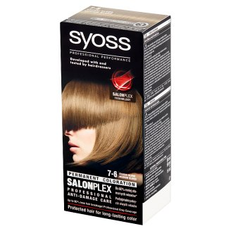 Syoss SalonPlex Hair Colorant Medium Blond 7-6