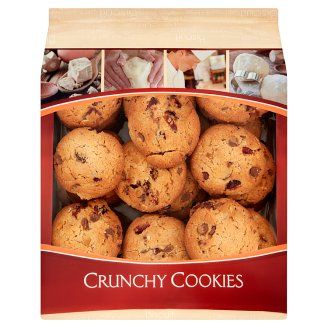 Bogutti Crunchy Cookies with Flakes and Chocolate Pieces and Cranberries 500 g