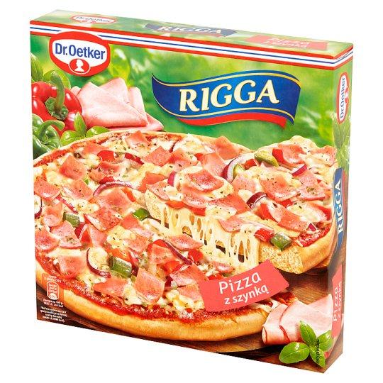 Dr. Oetker Rigga Pizza z szynką 250 g