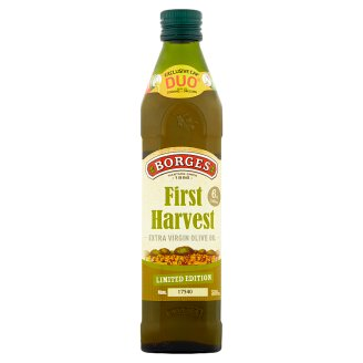 Borges First Harvest Extra Virgin Olive Oil 500 ml