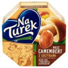 NaTurek Nasz Camembert with Mushrooms Cheese 120 g