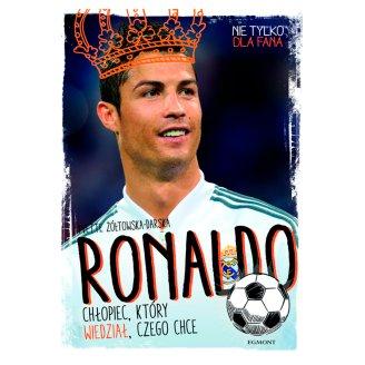 Ivette Żółtowska-Darska Book Ronaldo Boy Who Knew What He Wanted
