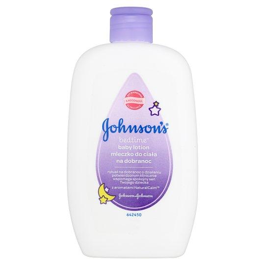 Johnson's Bedtime Mleczko do ciała na dobranoc 300 ml