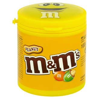 M&M's Peanut Peanuts Covered with Milk Chocolate 100 g