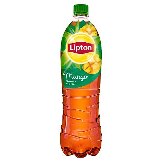 Lipton Ice Tea Mango Napój niegazowany 1,5 l