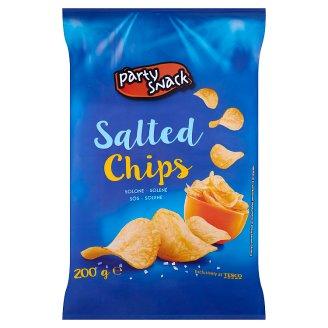 Party Snack Chipsy ziemniaczane solone 200 g