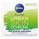NIVEA Essentials Urban Skin Ochrona Krem na dzień SPF 20 50 ml