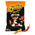 Cheetos Crunchos Sweet Chilli Flavour Corn Crisps 165 g